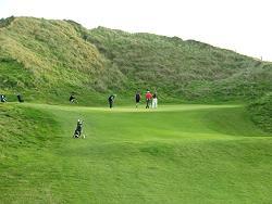 le golf à Doonbeg